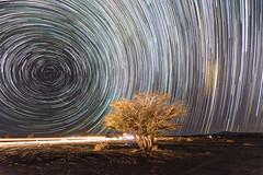 San Pedro de Atacama (j0$3) Tags: startrails estrellas vialactea milkyway sanpedrodeatacama chilenight chile desiertodeatacama atacamadesert astrophotography photonight