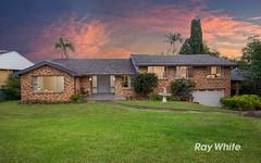 36 Brunette Drive, Castle Hill NSW