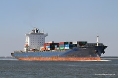 Ship. Navios Indigo 9324875 (dickodt65) Tags: ship river schelde containership naviosindigo