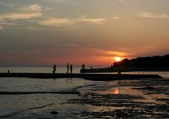 Sunset in Rovinj (Wolfgang Bazer) Tags: rovinj rovigno istrien istria kroatien croatia adria adriatic sea meer sonnenuntergang sunset