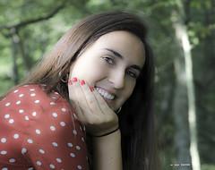 ESTI (Jabi Artaraz) Tags: estibaliz joven juventud retrato urkiola