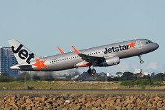 Jetstar Airbus A320 (Daniel Talbot) Tags: a320 airbus airbusa320 australia jetstar nsw newsouthwales syd sydney sydneykingsfordsmithairport vhvfp yssy aircraft airplane airplanes airport aviation maker oceania plane season seasons transportation winter wintertide wintertime