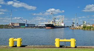 Bremen, Industriehafen