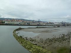 Marea baja en la ría a su paso por Erandio 1 (eitb.eus) Tags: eitbcom 14179 g1 tiemponaturaleza tiempon2018 paisajes bizkaia erandio mikelotxoa