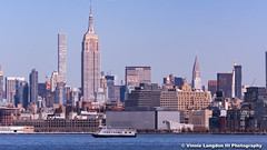 Views from Liberty State Park, NJ (VinnieLangdonIIIPhotography) Tags: nyc new jersey city manhattan vinnielangdon nycphotographer