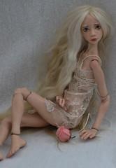 Nastya in porcelain (stashraider) Tags: lidia snul krasko bjtales porcelain ball jointed doll