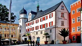 Rosenheim, Mittertor: Städtisches Museum