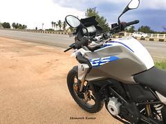 On Yer Bike! (shemanthkumar) Tags: bmwgs bmwg310gs adventure motorcycle bike biker india bangalore bmwmotorrad wheels highway ride vehicle adventurer