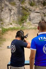 35934 - Shooting (Diego Rosato) Tags: shooting shot tiro fucile shotgun nikon d700 70200mm sigma rawtherapee