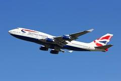 B747 G-CIVV London Heathrow 13.09.18 (jonf45 - 4 million views -Thank you) Tags: british airways boeing 747436 747 b747 jumbo london heathrow airport egll lhr airliner civil aircraft jet plane flight aviation gcivv