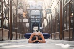 (dimitryroulland) Tags: nikon d600 85mm 18 dimitryroulland yoga yogi yogini passage paris france natural light performer art