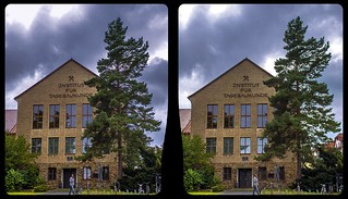Institute for the lore of surface mining 3-D / CrossView / Stereoscopy / HDRaw