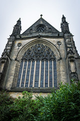 Paisley Abbey 2018-9 (henderson231280) Tags: paisley abbey cathedral church stone architecture old ancient religion gargoyle river scotland