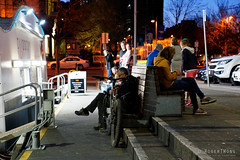 20180914-20-Waiting for fish and chips (Roger T Wong) Tags: 2018 australia rogertwong sel24105g sony24105 sonya7iii sonyalpha7iii sonyfe24105mmf4goss sonyilce7m3 evening fishandchips people twilight waterfront