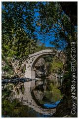 "Mıhlı River - Stone Bridge - Mount Ida (R ERTUG) Tags: nikon1635mmf40 nikond610fx mihliriver stonebridge balıkesirprovince mountida turkey rertug ertug ""nikonflickraward"""