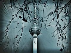 Berliner Fernsehturm / Photo: © Tobias Knopf, Pixoom Art, 2013 (Edition 2018) (spreefire) Tags: berlin berlinforyou pixoom tobiasknopf fernsehturm alexanderplatz