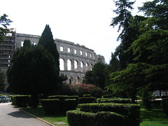 Pula Arena (BernardusM) Tags: pula croatia arena