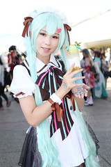 MiNe-M5_101-4829UG (MiNe (sfmine79)) Tags: taiwan cosplay fancyfrontier summer sunny 台灣 台北 gps vocaloid canoneosm5 canonef2470mmf28lusm photo