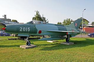 Polish Air Force Mikoyan-Gurevich MiG-21F-13 2015 EPDE 23-08-18