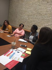 Meeting with City of San Antonio's Mayor's office to discuss Climate Action and Adaptation Plan