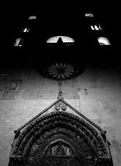 iPhone photo 52 - Altamura (Jacopo Pandolfini) Tags: murge tradizione tradition architecture architettura ombre shadows night notte chiesa church bw bn blackandwhite biancoenero altamura iphone apulia puglia italy italia