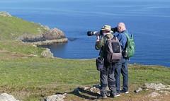 Richard & Wayne Pembrokeshire Wales-May18 (ailognom2005) Tags: richard wayne wales pembrokeshire photographers