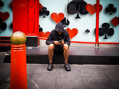 Hearts (pretali-photography.com) Tags: london streetphotography bnw
