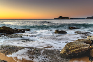Early Morning Seascape