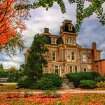 Port Colborne Ontario ~ Canada ~ Roselawn Mansion ~  Roselawn Centre for the Living Art thumbnail