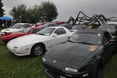 Mazda RX7 (Gearhead Photos) Tags: honda toyota mazda beat prelude civic subaru wrx stii forester brz nissan pao 240z 260z 280z 370z skyline 510 all japanese car meet north vancouver bc canada