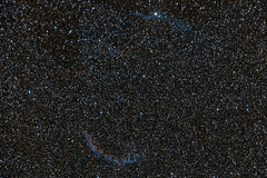 The Veil nebula (Max Gillet) Tags: nebula veilnebula nébuleuse canon canon700d astrophotography space staradventurer skywatcher 200mm 70200mm photography stars 70200mmf28l