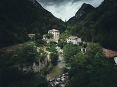 Valle delle Cartiere (der_peste (on/off)) Tags: dronephoto droneshot drone valledellecartiere valley mountains lostplace landscape italy lakegarda lagodigarda gardasee