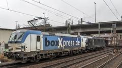 113_2018_03_22_Hamburg_Harburg_6193_882_BOXX_mit_6193_614_DISPO_Lz_Süden (ruhrpott.sprinter) Tags: ruhrpott sprinter deutschland germany allmangne nrw ruhrgebiet gelsenkirchen lokomotive locomotives eisenbahn railroad rail zug train reisezug passenger güter cargo freight fret hamburg harburg boxx brll ctd db dispo egp ell eloc hctor locon lte me mteg nrail öbb pkpc press rhc sbbc slg vps wiebe wlc 1203 1214 1216 1223 3294 4180 5370 5401 6101 6110 6143 6146 6152 6182 6186 6187 6193 es64u2 logo natur graffiti