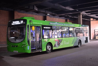 FW 69456 @ Worcester Crowngate bus station