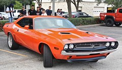 1971 Challenger (Bill Jacomet) Tags: coffee cars and houston tx texas 2018 memorial city mall show auto