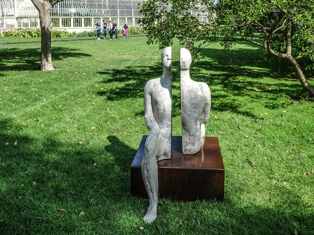 2018 SCULPTURE IN CONTEXT EXHIBITION BEGINS NEXT THURSDAY  AT THE BOTANIC GARDENS[I MANAGED TO GET A SNEAK PREVIEW TODAY]-143692