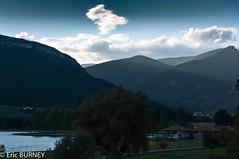 Lac & collines (E-B.photos) Tags: lumière lac montagne nikonfr paysage hautesalpes