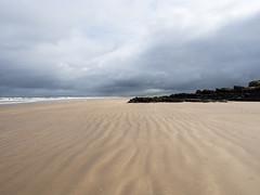 Castlerock (Feldore) Tags: castlerock northern ireland irish beach strand sea ocean landscape rocks beautiful feldore mchugh em1 olympus 1240mm sand dramatic cloud skiy stormy