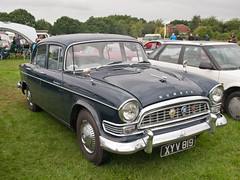 XYV 819  1959  Humber Super Snipe (wheelsnwings2007/Mike) Tags: xyv 819 1959 humber super snipe woodsmoor stockport car show 2018