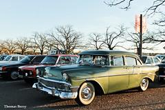 Chevrolet 210 1956 (tautaudu02) Tags: chevrolet 210 lyon epoquauto epoqu 2015 auto moto rétro cars coches automobile voitures