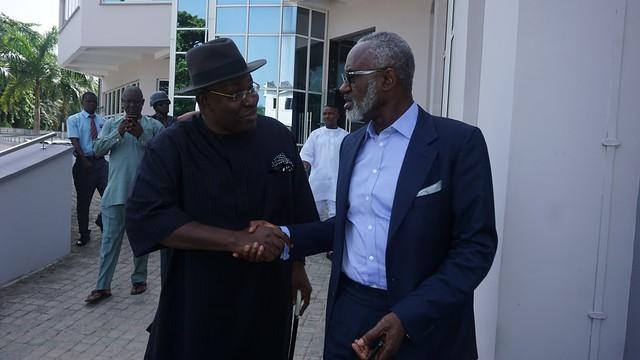 HSDickson - Visit Aliko & Oyebode law firm Lagos