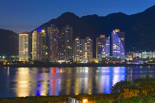 Banks of the Tamsui River in the Evening