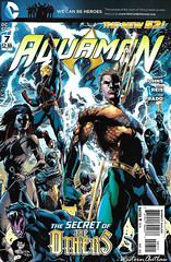 Aquaman 07 (WesternOutlaw) Tags: aquaman aquamancomic dc dccomics atlantis blackmanta arthurcurry