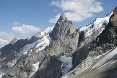 Solo trekking Vallée de la Clarée (Kitty Terwolbeck) Tags: france alps hautesalpes mountains trekking hiking nature outdoors ecrins ecrinsnationalpark parcnationaldesecrins glaciers lameije montagne randonnee climbing lagrave