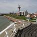 Vlissingen - Zicht vanaf de Oranjemolen