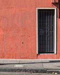 doorway (queue_queue) Tags: sanfrancisco minoltaaf28135 secrethandshake alpha a7rii sonyalpha wall door colorful gate shadow sidewalk street