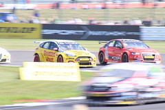 James Cole - Team Shredded Wheat Racing with Gallagher - Ford Focus RS passing Sam Smelt - AmD with Cobra Exhausts - Audi S3 (Crackers250) Tags: racing motorsport silverstone 2018 car race btcc touringcar britishtouringcarchampionship touring jamescole motorbase ford focusrs samsmelt amdtuningcom cobraexhausts audi s3 teamshreddedwheatracingwithgallagher
