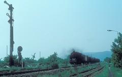 95 0016  Saalfeld  02.06.79 (w. + h. brutzer) Tags: saalfeld eisenbahn eisenbahnen train trains deutschland germany railway dampfloks steam lokomotive locomotive zug db dr dampflok webru analog nikon 95