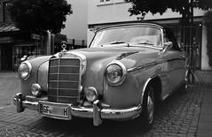 Old Benz_Adox CMS20ii in caffenol (milanicon_) Tags: pentax z1p da2435mm adox caffenol analog mercedes benz oldtimer gifhorn sw blackwhite 35mm kb dslrscan