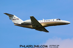 N567RB (PHLAIRLINE.COM) Tags: philadelphiainternationalairport kphl phl bizjet spotting spotter airline generalaviation planes flight airlines philly